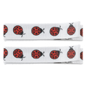 No Slippy Clipettes Animals Ladybugs 2 Pack
