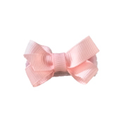 No Slippy Hair Clippy Haley Pink Mini Clip