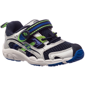 Stride Rite M2P Baby Thorpe Navy/Silver/Royal