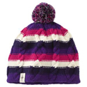 SmartWool Kids Color Cable Hat Grape