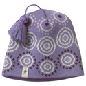 SmartWool Kids Wintersport Dot Hat Lavender