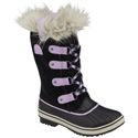 Sorel Youth Tofino Black Hydrangea