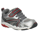 Stride Rite Callahan Grey/Red