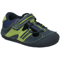 Stride Rite SRT Soft Motion Roman Navy/Moss
