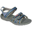 Teva Tirra Girls Ashley Blue