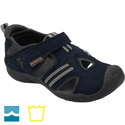 pediped Flex Amazon Navy Black Grey