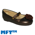 pediped Flex Tara Dark Brown