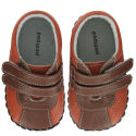 pediped Liam Orange/Brown