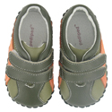 pediped Maxx Olive/Orange