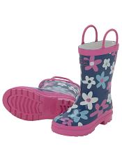 Hatley Summer Garden Rain Boots