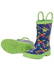 Hatley Dragons Rain Boots