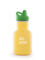 Klean Kanteen 12oz Sippy School Bus