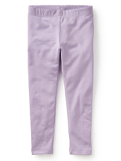 Tea Collection Skinny Solid Leggings Petunia (Girls)