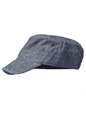 Tea Collection Chambray Cadet Hat Rinse Wash