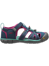 KEEN Seacamp II CNX Poseidon/Very Berry (Kids/Youth)