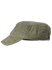 Tea Collection Canvas Cadet Hat Grape Leaf