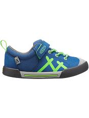 KEEN Encanto Sneaker True Blue/Jasmine Green (Kids)