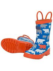 Hatley Classic Polar Bears Rain Boots