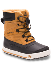 Merrell Snow Bank 2.0 Waterproof Boots Wheat (Kids/Youth)