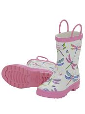 Hatley Dragonflies Rain Boots