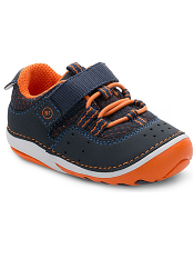 Stride Rite Soft Motion Amos Navy/Orange