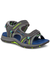 Merrell Panther Sandal Grey/Blue (Kids/Youth)