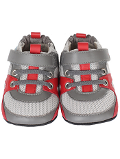 Robeez Mini Shoez Henry Grey