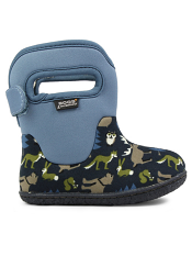 Baby Bogs Waterproof Boots Classic Woodland Navy Multi
