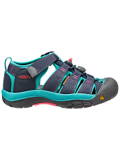 KEEN Newport H2 Midnight Navy/Baltic (Kids/Youth)