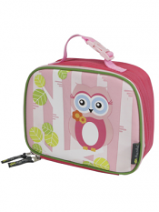Itzy Ritzy Lunch Happens Insulated Lunch Bag Owl