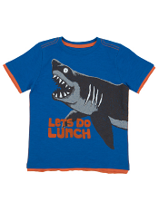 Hatley Boys Graphic Tee Sharks