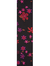 Country Kids Winter Posy Tights Black