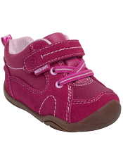 pediped Grip 'n' Go Jasper Fuchsia Boot