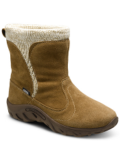 Merrell Jungle Moc Boot Waterproof Taupe