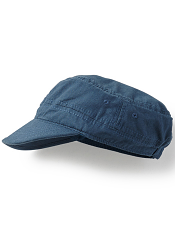 Tea Collection Navy Ripstop Cadet Cap Bedford Blue
