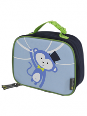 Itzy Ritzy Lunch Happens Insulated Lunch Bag Monkey