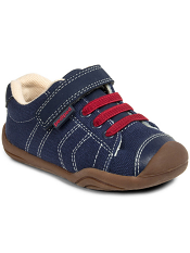pediped Grip 'n' Go Jake Navy Red