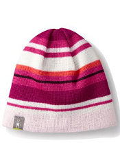 SmartWool Kids Bootie Hat Berry