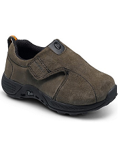 Merrell Jungle Moc Sport AC Gunsmoke (Toddler/Kids) (Wide)