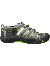 KEEN Newport H2 Racer Gray (Kids/Youth)