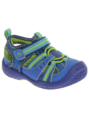 Stride Rite Baby Riff Blue/Green