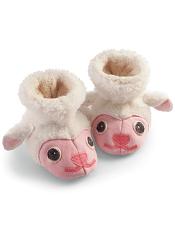 Acorn Easy Critter Bootie Lamb