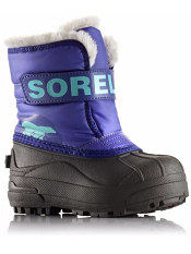 Sorel Snow Commander Purple Lotus/Clear Blue