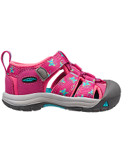KEEN Newport H2 Very Berry Butterfly (Toddler)