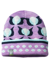 Smartwool Tulip Hat Lilac Heather Baby/Toddler