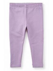 Tea Collection Skinny Solid Leggings Antique Purple (Girls)