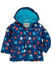 Hatley Stars In Space Lined Raincoat
