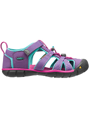 KEEN Seacamp II CNX Purple Heart/Very Berry (Kids/Youth)