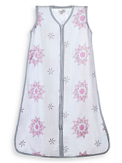 aden + anais Classic Sleeping Bag For The Birds - Medallion Size: Medium