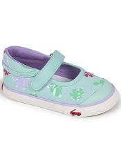 See Kai Run Marie Floral/Mint